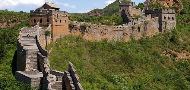 أهم المعالم السياحية في الصين