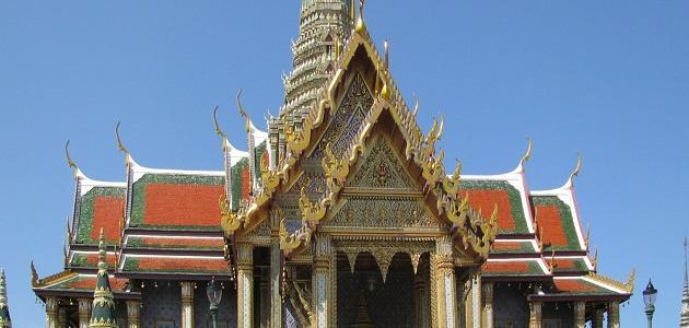 أهم المعالم السياحية في تايلاند