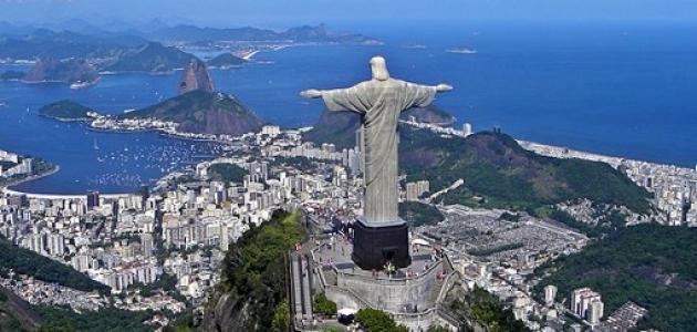 أهم المعالم السياحية في البرازيل
