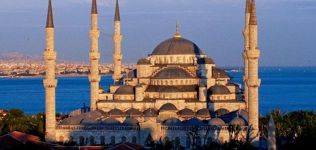 أهم المعالم في إسطنبول
