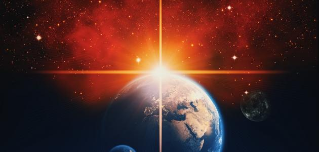 لماذا خلق الله الكون