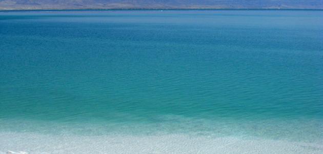 لماذا سمي البحر الميت بهذا الإسم