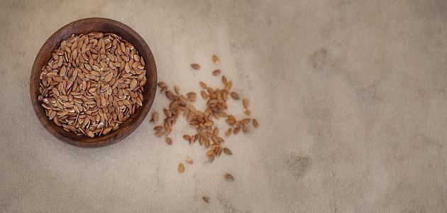 كيفية استعمال بذرة الكتان للشعر