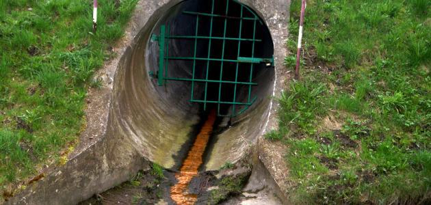 ما سبب تلوث المياه