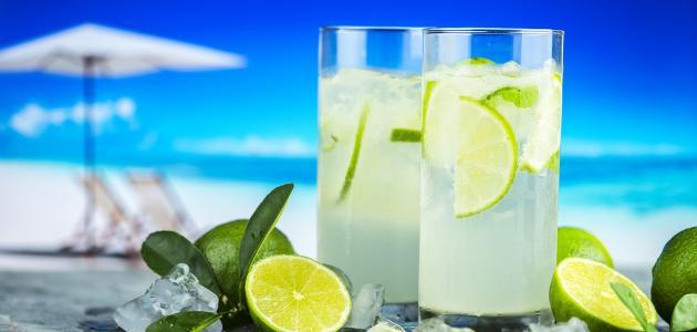 أضرار شرب عصير الليمون على الريق