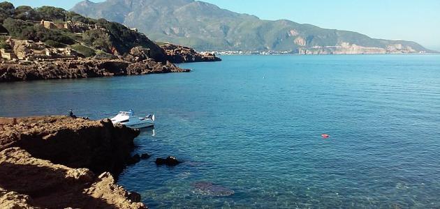 ما هو طول الساحل الجزائري