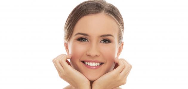 كيفية تشقير شعر الوجه