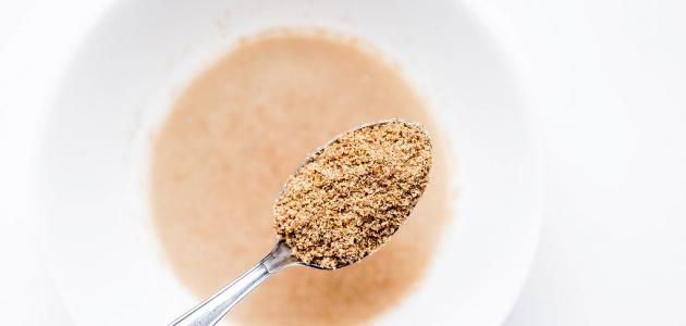 فوائد بذرة الكتان لتخسيس البطن