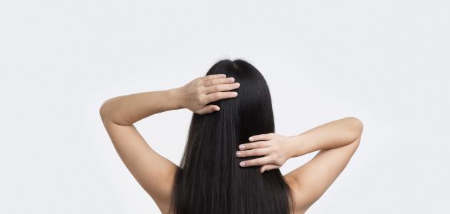 كيفية التخلص من الصبغة السوداء في الشعر