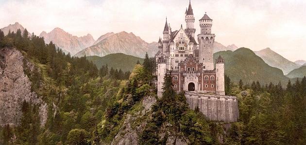 أهم المعالم السياحية في النمسا
