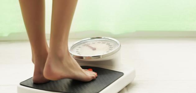 زيادة الوزن عند النساء