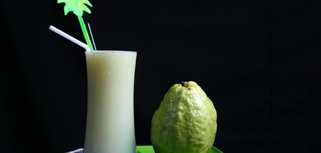 طريقة عمل عصير جوافة