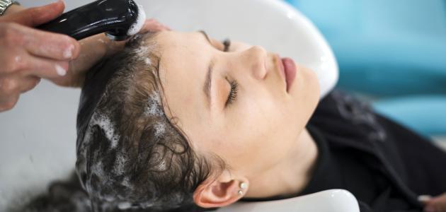 كيفية التخلص من صبغة الشعر السوداء