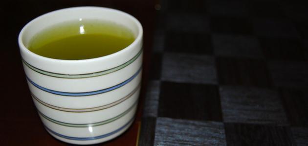 كيف أستعمل الشاي الاخضر للتنحيف