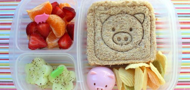 Healthy feeding methods for children