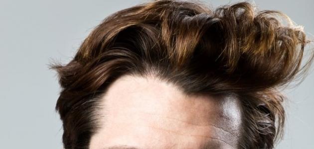 كيف أجعل شعري مفرود للرجال