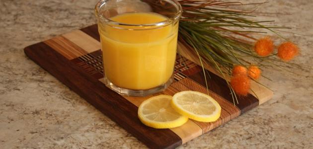 طريقة عمل عصير البرتقال والليمون