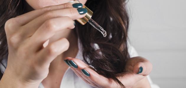 كيفية استعمال سيروم الشعر