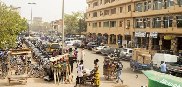 ما عاصمة بوركينا فاسو