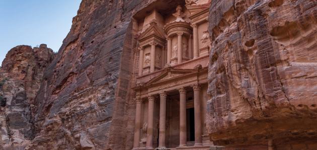 ما هي البتراء في الأردن