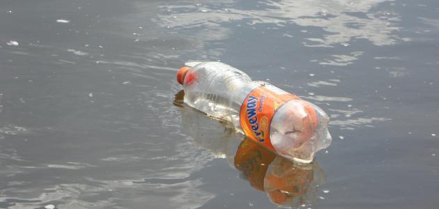 كيفية تلوث الماء