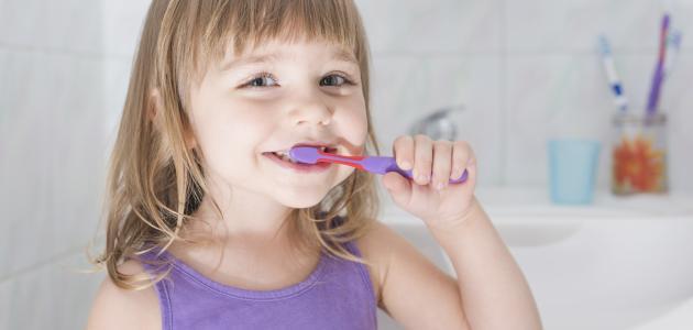 كيفية التخلص من رائحة الفم الكريهة عند الأطفال