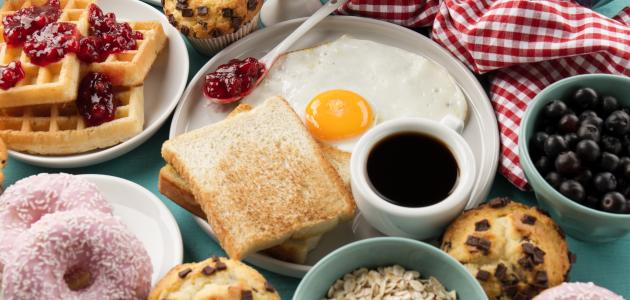 فطور صباحي سهل وخفيف
