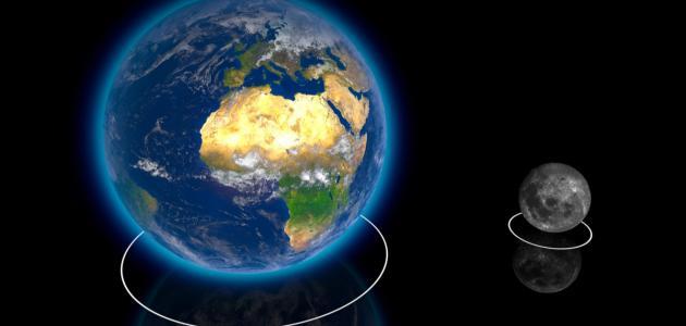 ما هو قطر الأرض عند القطبين
