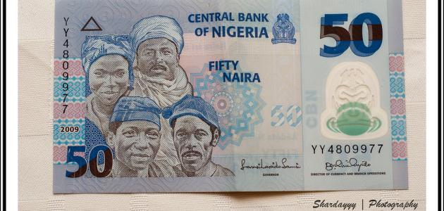 ما عملة نيجيريا