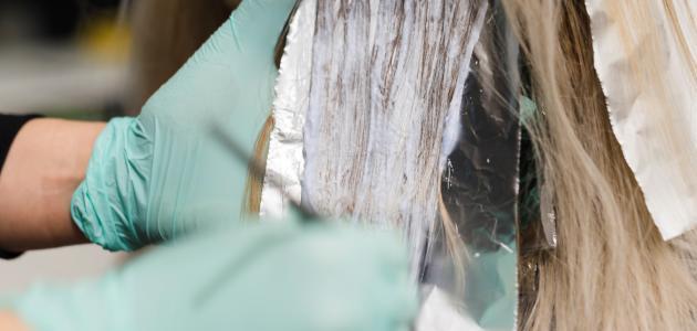 طريقة تخصيل الشعر بالقصدير