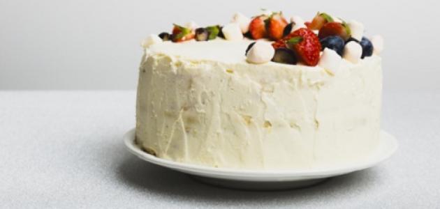 كيفية إعداد كعكة