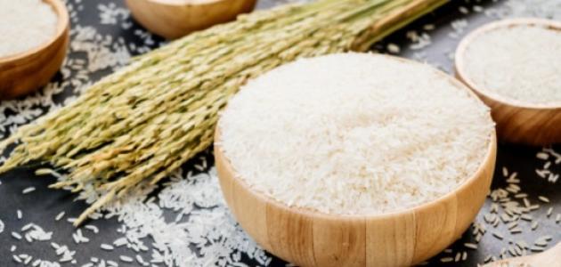 كيفية إعداد الأرز الأبيض