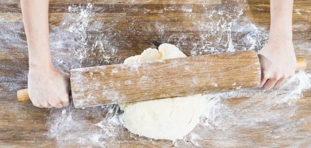 كيفية إعداد الخبز في البيت