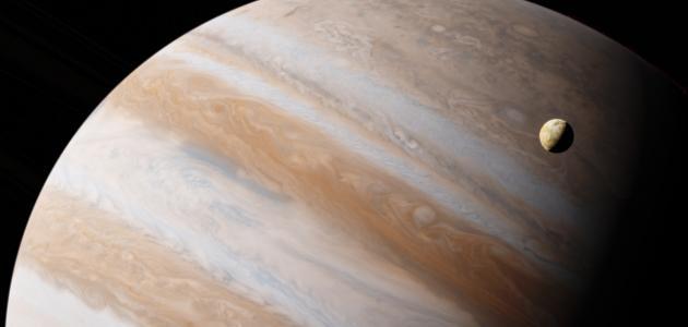 أكبر كوكب في مجموعتنا الشمسية