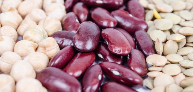 ما هي الأطعمة الغنية بالألياف الطبيعية