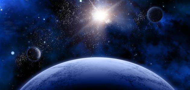ما هي مكونات المجموعة الشمسية