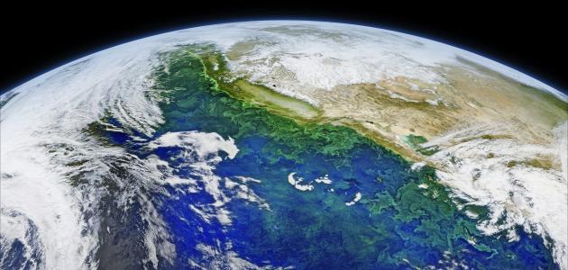 ما هي طبقات الغلاف الجوي بالترتيب
