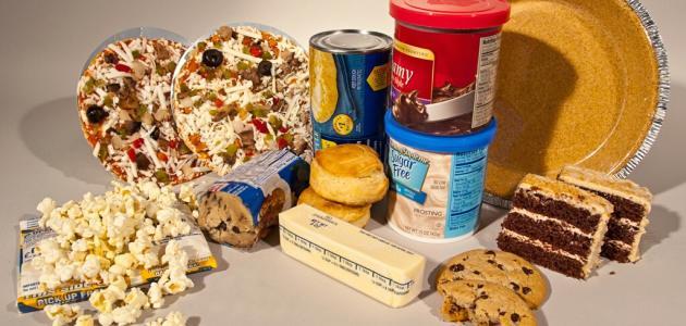 ما هي الأغذية المصنعة