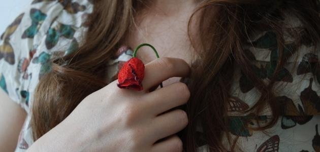 أشعار الحب والرومانسية