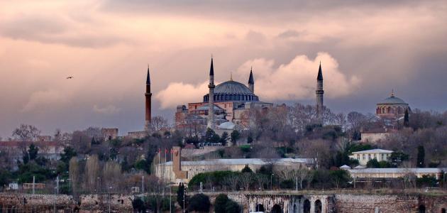 السياحة بتركيا