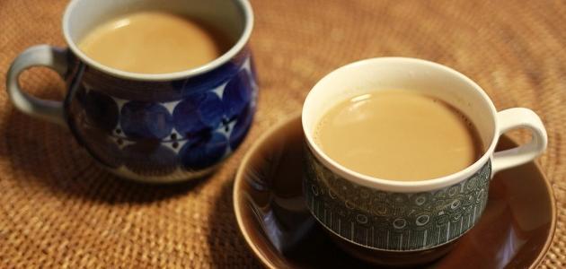 كيفية إعداد شاي الكرك
