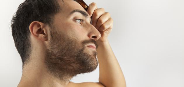 كيفية المحافظة على الشعر للرجال