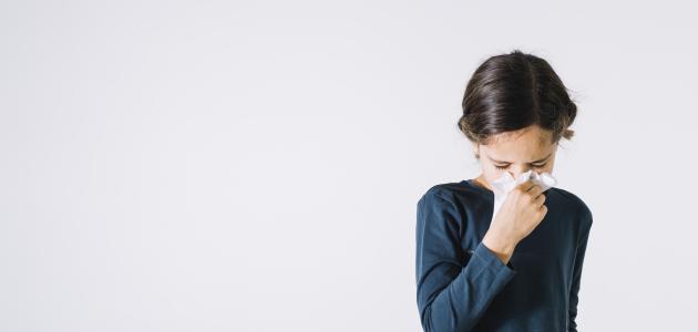 أعراض حساسية الجيوب الأنفية عند الأطفال