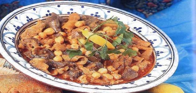 كيفية طبخ الدوارة الجزائرية
