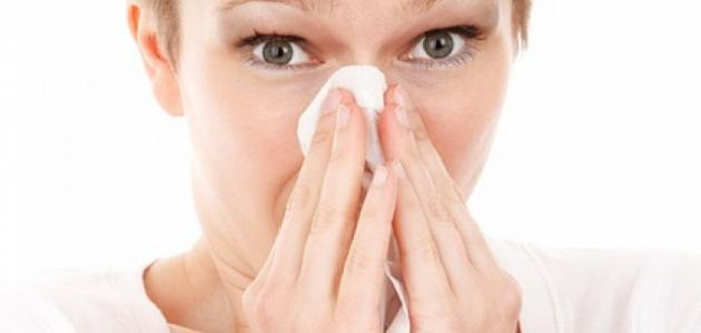 كيف تعالج حساسية الأنف
