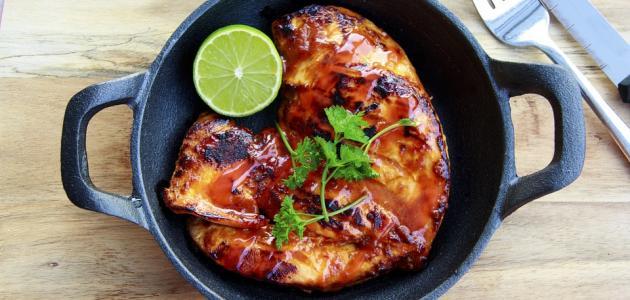 كيفية تحضير أطباق الدجاج