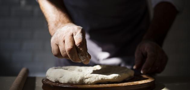 كيفية تحضير الخبز في الفرن