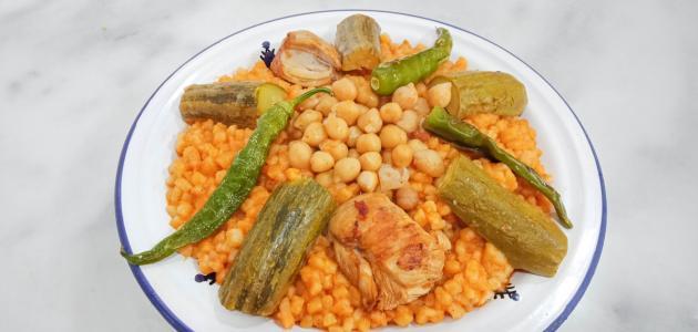 كيفية تحضير أكلات رمضانية جزائرية