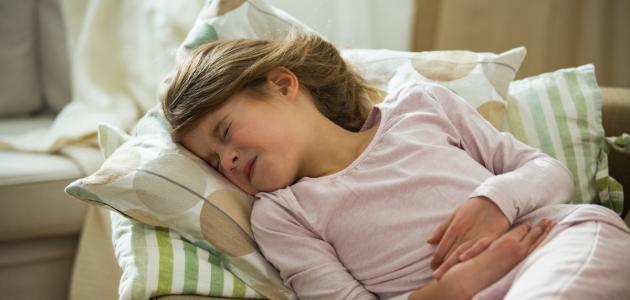 أعراض وجود ديدان في المعدة
