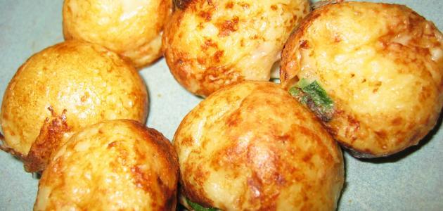 أكلات رمضانية جزائرية بالبطاطا
